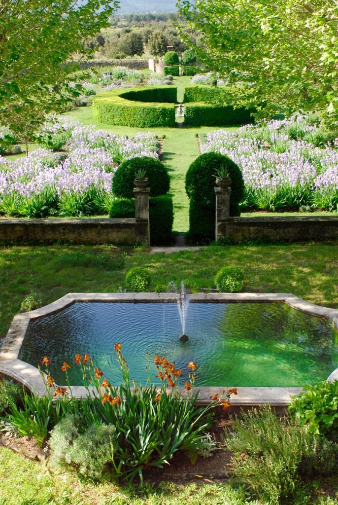 Le pavillon de galon parcs et jardins paca - Les jardins de provence 77 ...