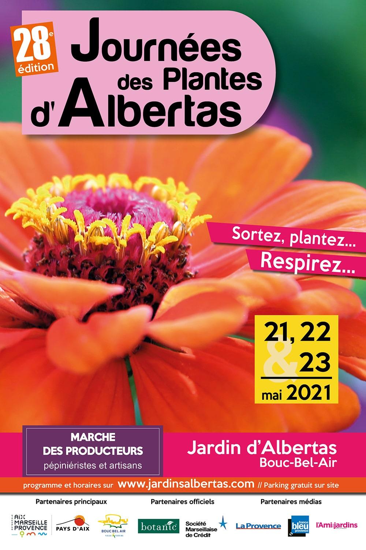 Les 28ème Journées des Plantes d'Albertas
