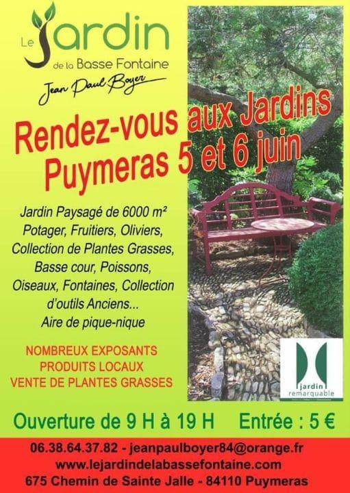 Le jardin de la Basse Fontaine